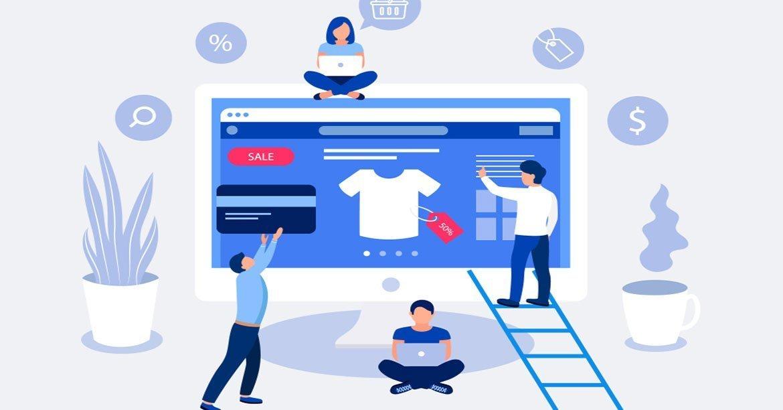طريقة إنشاء متجر الكتروني