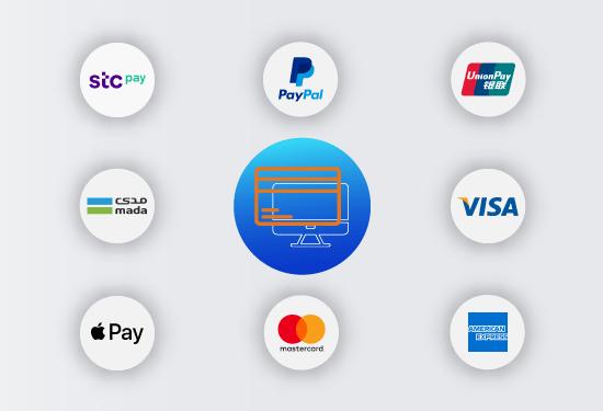 بوابات الدفع الالكتروني