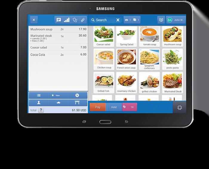 أفضل نظام نقاط البيع POS للمطاعم في السعودية