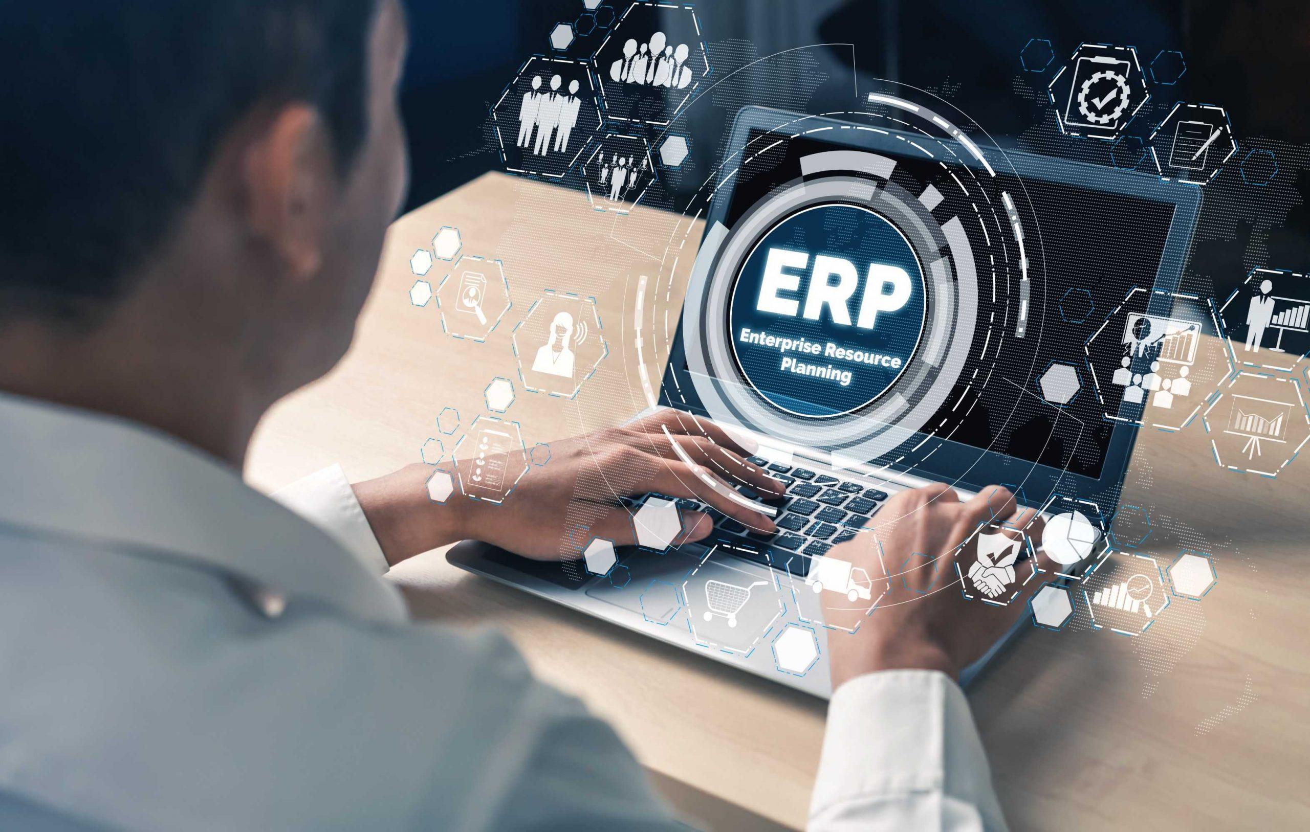 أنظمة ERP المحاسبية