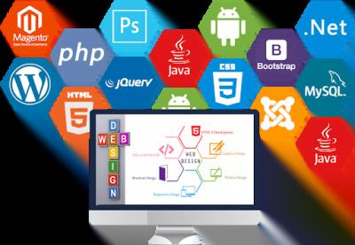 برمجة وتطوير المواقع