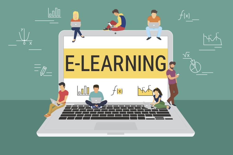 أنظمة التعليم الإلكتروني في الرياض