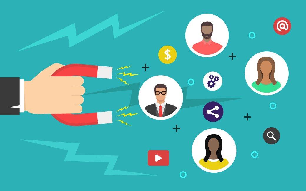 طريقة جذب العملاء لنشاطك التجاري عبر وسائل التواصل الاجتماعي