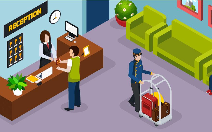 نظام إدارة حجوزات الفنادق